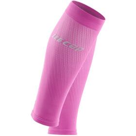 cep Ultralight Calf Sleeves Women electric pink/light grey